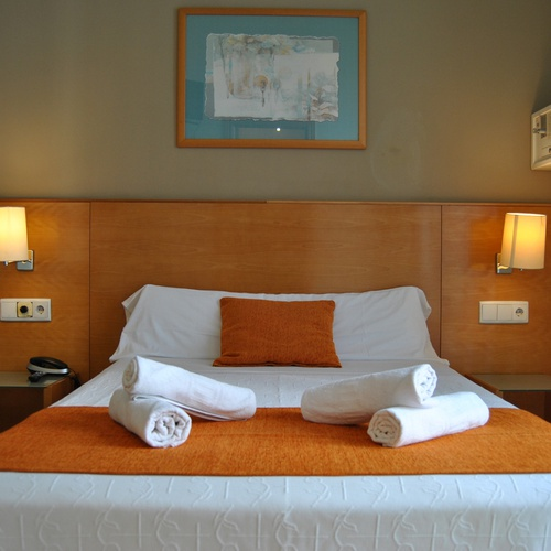 Standard-Zimmer San Lorenzo Hostal